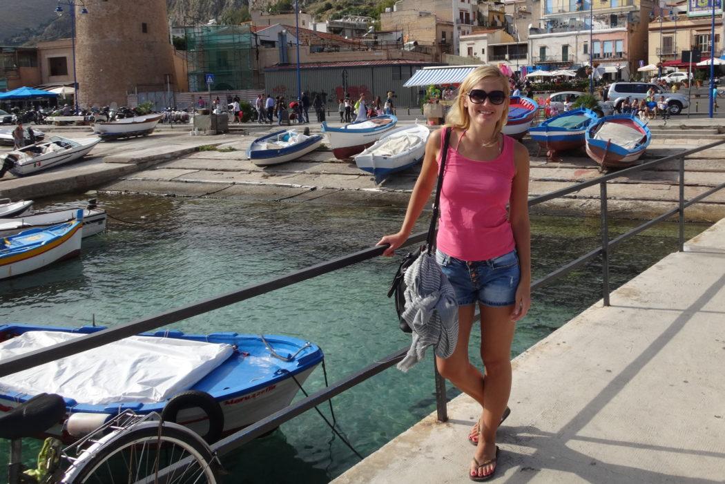 Sitsiilia, Palermo, Mondello rand, head reisi