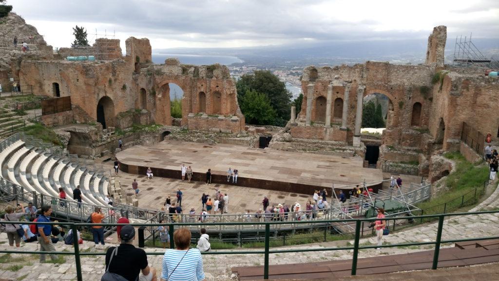 Taormina amfiteater