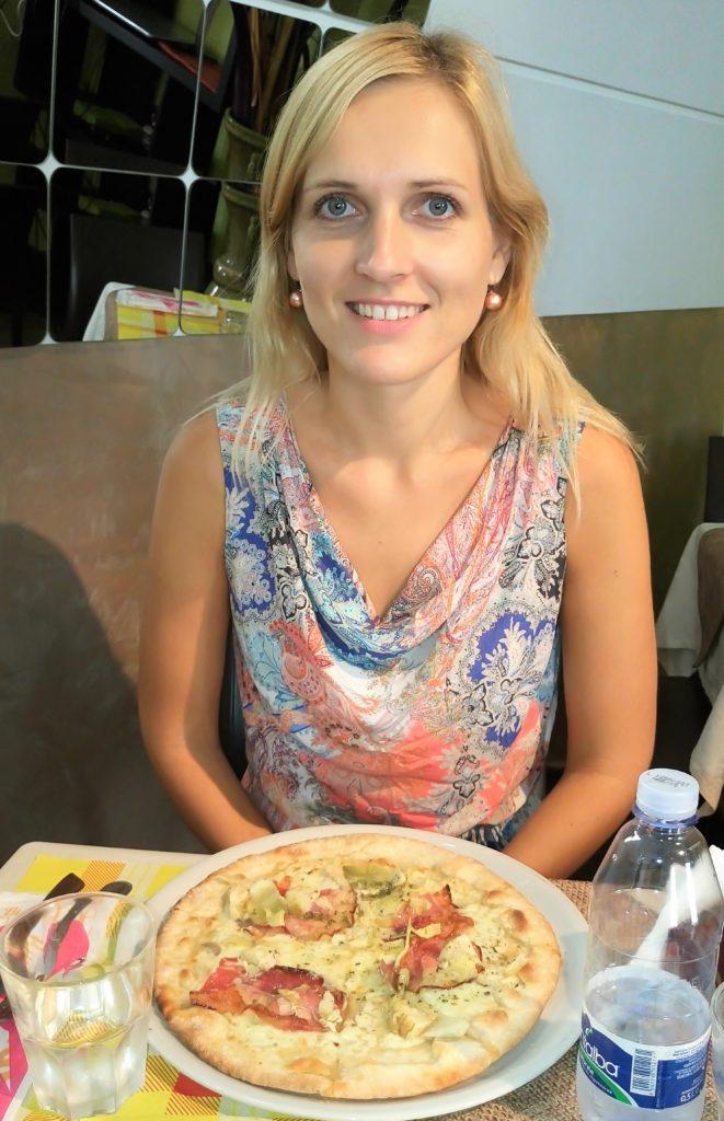 Itaalia pitsa