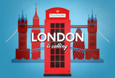 Londoni reis, London, reis Londoni