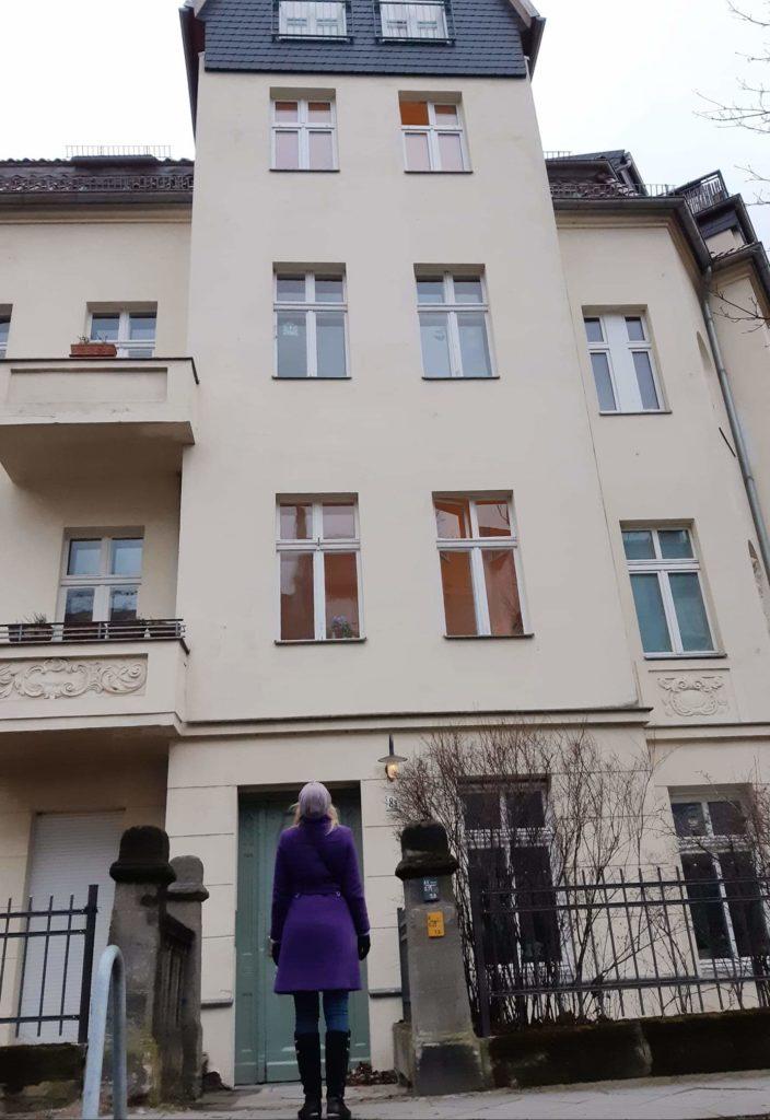 minu Berliin, disainipraktika, praktika Berliinis