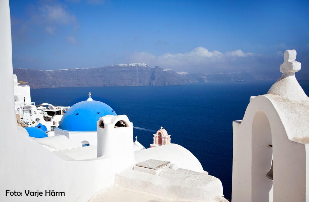 Santorini, Oia, Kreeka saared, Kreeka