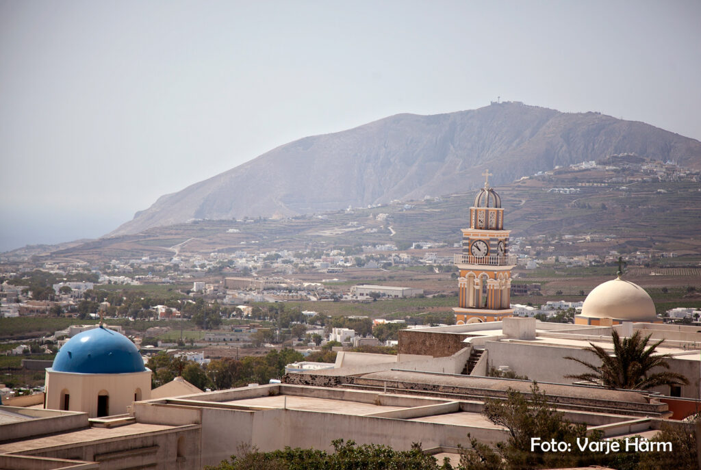 Profitis Ilias, Santorini, Thira