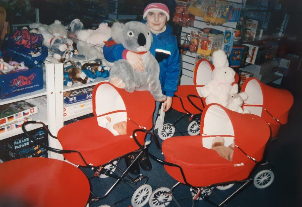 Soome, Vaasa, mänguasjapood Soomes